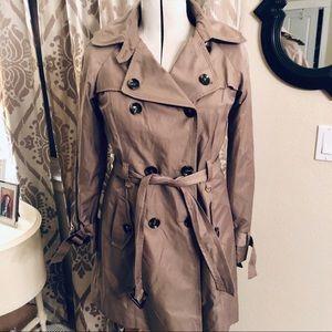 Jones New York Classic Trench Coat